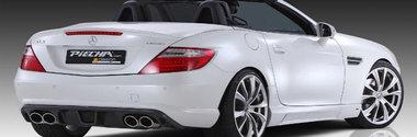 Mercedes SLK by Piecha Design - Pasiunea intalneste tuningul