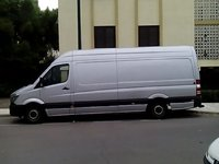 Mercedes Sprinter Cruiz 2014