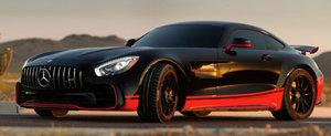 "Mercedes-ul AMG GT R devine ""Drift"" in cel mai nou film Transformers"