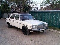 Mercedes W123 2.4d 1980