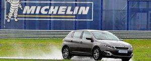 MICHELIN lucreaza cu Peugeot pentru a dota modelul 308 cu pneuri performante