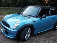 Mini Cooper 1.6 i 2005