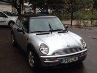 Mini Cooper 1600 2002