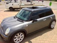 Mini Cooper S 1.6 turbo 2002