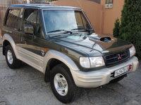 Mitsubishi Galloper Shogun LKW 2.5D 4x4 Clima 2001
