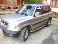Mitsubishi Pajero Pinin 2.0 GDi 2002