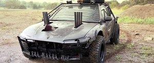 Mod Max ne arata cum sa vedem daca masina noastra e buna pentru Mad Max