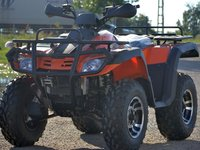 Model: ATV Hunter  300-S2 ENFIELD-NORTON