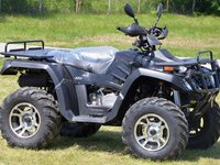 Model: ATV Hunter 550-SXL