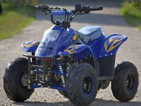 Model Nou: ATV Panzer 125 CC Speedy2015