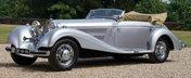 Modele de colectie Mercedes, estimate la 20 de milioane de lire sterline, scoase la vanzare