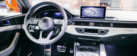 Momentul adevarului: Cum arata in realitate noul Audi A4