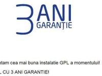 Montam singura instalatie GPL cu 3 ani garantie din Romania