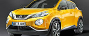 Motoare mai fiabile, o versiune hibrida si tehnologie noua. Asta va aduce in 2017 viitoarea generatie a Nissan-ului Juke