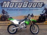 Motocicleta Kawasaki KLX450R 2016