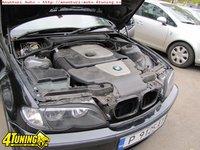 Motor 2 0d BMW E46 facelift 150 cai impecabil anexe totul la cheie