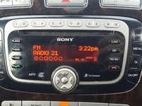 MP3 Player Sony original cu magazie de 6 cd Ford Mondeo MK4