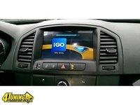 Navigatie Android Dedicata Opel INSIGNIA QUAD CORE INTERNET WAZE NAVD-A073