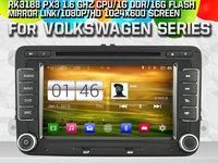 NAVIGATIE ANDROID DEDICATA VW Golf (MK5,MK6) WITSON W2-M305 PLATFORMA S160 QUADCORE 16GB 3G WIFI