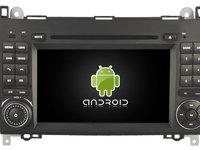 Navigatie Android Mercedes VITO Quad Core Ecran Capacitiv Carkit Internet NAVD-A068