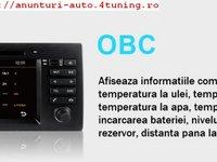 Navigatie BMW X5 E53 DVD GPS CARKIT INTERNET 3G DVN E39