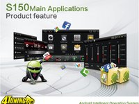 Navigatie Dedicata Android VW AMAROK DVD GPS INTERNET NAVD i004