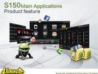 Navigatie Dedicata Android VW GOLF 5 DVD GPS INTERNET NAVD i004