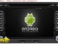 Navigatie Dedicata Android VW GOLF 6 DVD GPS INTERNET NAVD i004