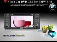Navigatie Dedicata BMW SERIA 3 E46 FACELIFT BUTOANE CAUCIUCATE OEM Dvd Gps Car Kit Picture In Picture