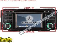 NAVIGATIE DEDICATA CHRYSLER / JEEP / DODGE MODEL WITSON W2-D8836C WIN8 STYLE DVD PLAYER GPS TV CARKIT INTERNET 3G/WIFI ECRAN CAPACITIV MODEL 2015