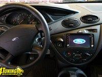 NAVIGATIE DEDICATA FORD FOCUS 1 MK1 1999 2004 DVD PLAYER AUTO 2DIN GPS CARKIT USB JVJ DVD 7803