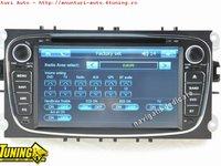 Navigatie Dedicata Ford FOCUS C MAX DVD GPS CARKIT TV