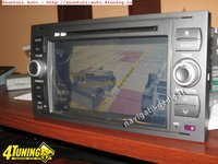 Navigatie Dedicata Ford FOCUS C MAX S MAX Fusion Dvd Gps Rez 800x480