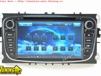 Navigatie Dedicata Ford FOCUS S MAX DVD GPS CARKIT TV