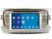 NAVIGATIE DEDICATA FORD S MAX 2007-2012 EDOTEC EDT-M003 ANDROID 16GB 3G DVR WAZE