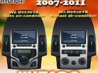 NAVIGATIE DEDICATA HYUNDAI I30 2007 - 2012 CLIMA MANUALA WITSON W2-C024 S100 DVD GPS TV CARKIT