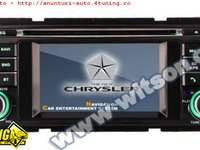 Navigatie Dedicata Jeep Grand Cherokee Chrysler Grand Voyager DODGE MODEL WITSON W2-D8836C WIN8 STYLE DVD PLAYER GPS TV CARKIT INTERNET 3G WIFI ECRAN CAPACITIV MODEL 2015
