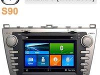 NAVIGATIE DEDICATA MAZDA 6 EDT-K012 PLATFORMA S90 WIN8 STYLE DVD GPS TV CARKIT