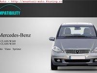Navigatie Dedicata Mercedes Benz A Class B Class Dvd Gps CARKIT Tv