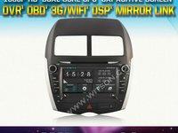 NAVIGATIE DEDICATA MITSUBISHI ASX PEUGEOT 4008 CITROEN C4 AIRCROSS WITSON W2 D8843Z WIN8 STYLE DVD PLAYER GPS TV CARKIT INTERNET 3G WIFI ECRAN CAPACITIV MODEL 2015