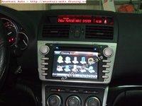 Navigatie Dedicata NEW MAZDA 6 2008 DVD GPS TV Rezolutie 800X480
