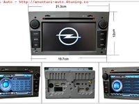 Navigatie Dedicata Opel Astra Dvd Gps Tv Rez 800x480