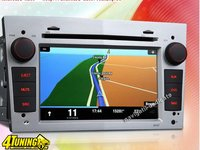 Navigatie Dedicata Opel Astra Vectra CORSA ZAFIRA MERIVA DVD GPS CARKIT SILVER