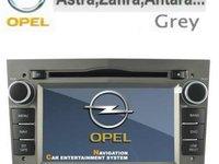 NAVIGATIE DEDICATA OPEL ZAFIRA WITSON W2-D8828LG RAMA GRI DVD GPS TV CARKIT CU PRELUARE AGENDA