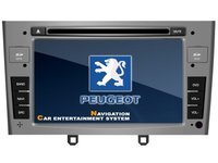 Navigatie Dedicata Peugeot 308 408 Witson W2 C083 Platforma S100 Procesor Dual Core A8 1ghz 512 Ddr 2 Dvd Gps Tv Dvr Carkit Preluare Agenda Telefonica