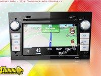 Navigatie Dedicata PIANO BLACK Opel Astra Vectra CORSA ZAFIRA MERIVA DVD GPS CARKIT