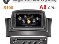 Navigatie Dedicata RENAULT MEGANE DVD GPS Auto CARKIT NAVD-C098