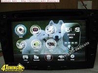 Navigatie Dedicata RENAULT MEGANE DVD GPS CARKIT NAVD-8110