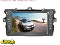 Navigatie Dedicata TOYOTA COROLLA DVD GPS CARKIT TV NAVD-c063