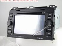 Navigatie Dedicata TOYOTA LAND CRUISER DVD GPS BLUETOOTH IPOD USB TV Rezolutie 800 480